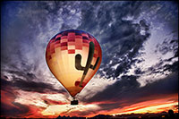 Arizona Hot Air Balloon